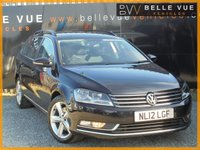 USED 2012 12 VOLKSWAGEN PASSAT 2.0 SE TDI BLUEMOTION TECHNOLOGY 5d 139 BHP *ONE OWNER, FULL VW HISTORY INCLUDING TIMING BELT*