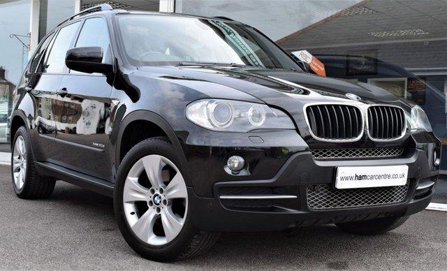 2009 09 BMW X5 3.0 XDRIVE30D SE 7 Seater 5d AUTO 232 BHP