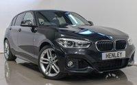 2015 BMW 1 SERIES 1.5 116D M SPORT 5d 114 BHP £15490.00