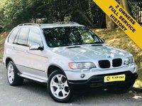 2003 BMW X5 2.9 D SPORT 5d AUTO 181 BHP £4500.00