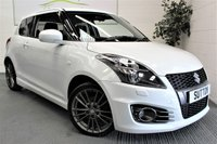 2012 SUZUKI SWIFT 1.6 SPORT 3d 134 BHP £5350.00