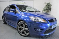 USED 2009 09 FORD FOCUS 2.5 ST-3 3d 223 BHP