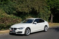 USED 2013 13 BMW 3 SERIES 1.6 316I SPORT 4d AUTO 135 BHP