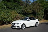 USED 2016 16 BMW 2 SERIES 1.5 218I M SPORT 2d 134 BHP