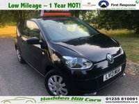 2013 VOLKSWAGEN UP 1.0 MOVE UP 3d 59 BHP £5495.00
