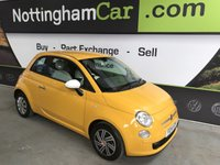 2014 FIAT 500 1.2 COLOUR THERAPY 3d 69 BHP £5291.00