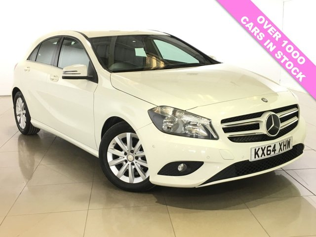 View our 2014 64 MERCEDES-BENZ A CLASS 1.5 A180 CDI ECO SE 5d 109 BHP