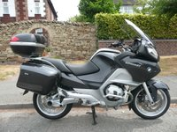 2011 BMW R SERIES 1170cc R 1200 RT  £6795.00
