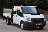 USED 2011 11 FORD TRANSIT 2.4 350 E/F DRW 1d 100 BHP
