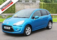 USED 2010 60 CITROEN C3 1.6 EXCLUSIVE 5d AUTO 118 BHP Drive away from only £28 p/w!