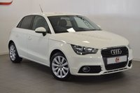 USED 2012 12 AUDI A1 1.6 SPORTBACK TDI SPORT 5d 103 BHP LOW MILES + HISTORY + BEST COLOUR
