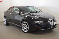 USED 2007 57 ALFA ROMEO GT 2.0 JTS BLACKLINE 3d 165 BHP 1 OWNER + ONLY 22,000 MILES + SERVICE HISTORY