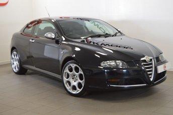 2007 ALFA ROMEO GT 2.0 JTS BLACKLINE 3d 165 BHP £8995.00