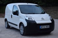 USED 2014 64 CITROEN NEMO 1.2 660 ENTERPRISE HDI 1d 74 BHP