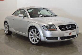 2006 AUDI TT 1.8 T QUATTRO 3d 190 BHP £5995.00
