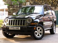 USED 2005 05 JEEP CHEROKEE 2.8 LIMITED CRD 5d 161 BHP