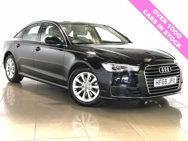 View our 2015 65 AUDI A6 2.0 TDI ULTRA SE 4d AUTO 188 BHP
