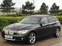 2011 BMW 1 SERIES 2.0 118D URBAN 5d 141 BHP £7495.00