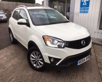 USED 2015 64 SSANGYONG KORANDO 2.0TD SE4 5d 173 BHP AUTO