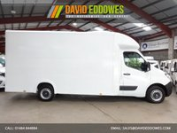 """USED 2015 65 VAUXHALL MOVANO 2.3 F3500 L3H1 P/C CDTI 125 BHP - LONG BODY - LOW LOADER PLATFORM LUTON-ONE OWNER """"YOU'RE IN SAFE HANDS"""" - AA DEALER PROMISE"""