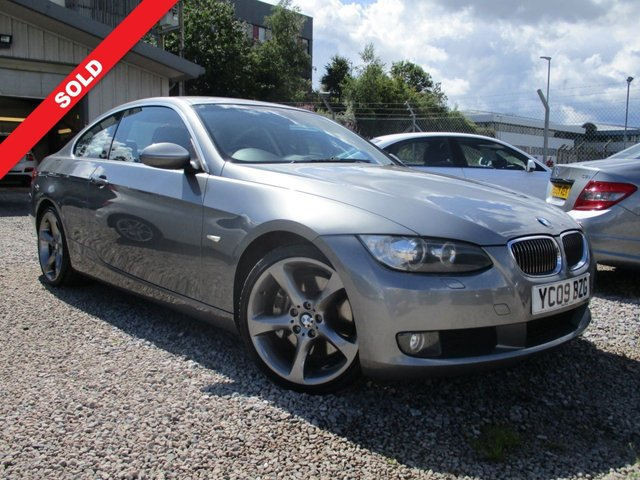 2009 09 BMW 3 SERIES 3.0 330I SE 2d 269 BHP