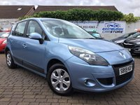 2009 RENAULT SCENIC 1.6 EXPRESSION VVT 5d 109 BHP £3500.00