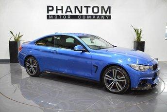 2016 BMW 4 SERIES 3.0 435D XDRIVE M SPORT 2d AUTO 309 BHP £27980.00