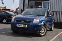 USED 2007 07 FORD FUSION 1.6 ZETEC CLIMATE 5d 100 BHP SUPERB EXAMPLE WITH FULL FORD SERVICE HISTORY INC RECENT CAM BELT
