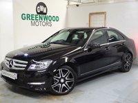 2013 MERCEDES-BENZ C CLASS 3.0 C350 CDI BlueEFFICIENCY AMG Sport Plus 7G-Tronic Plus 4dr £13994.00