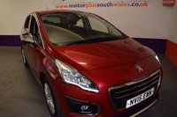 USED 2015 15 PEUGEOT 3008 1.6 BLUE HDI S/S ACTIVE 5d 120 BHP