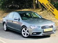 2012 AUDI A4 2.0 TDI SE 4d 134 BHP £7000.00