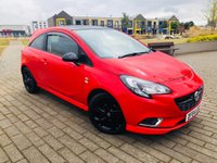 2015 VAUXHALL CORSA 1.4 LIMITED EDITION 3d 89 BHP £5995.00