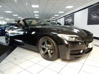USED 2010 10 BMW Z4 2.5 SDRIVE23I M SPORT 201 BHP 1 FORMER FSH FULL HEATED LTHR
