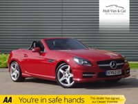 2013 MERCEDES-BENZ SLK 3.5 SLK350 BLUEEFFICIENCY AMG SPORT 2d AUTO 306 BHP £17995.00