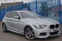 2013 BMW 1 SERIES 3.0 M135I 3d AUTO 316 BHP £15995.00
