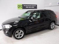 2014 BMW X5 3.0 XDRIVE30D M SPORT 5d AUTO 255 BHP £29995.00