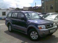 2004 MITSUBISHI SHOGUN 3.2 EQUIPPE TD LWB DI-D 5d AUTO 163 BHP £4995.00