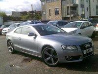 2011 AUDI A5 2.0 TDI SE 2d 168 BHP £8795.00