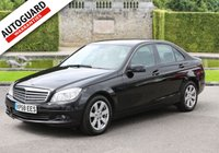 USED 2008 58 MERCEDES-BENZ C CLASS 2.1 C200 CDI SE 4d 135 BHP Finance from only £28 p/w!