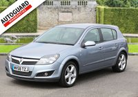USED 2008 58 VAUXHALL ASTRA 1.9 SRI CDTI 5d 150 BHP +++ FREE 6 months Autoguard Warranty included in screen price +++