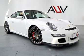 2008 PORSCHE 911 MK 997 3.6 GT3 2d 415 BHP £77950.00