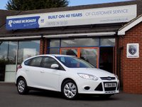 USED 2014 14 FORD FOCUS 1.6 TDCi EDGE ECONETIC 5dr *Only 21000 Miles + ZERO Road Tax*