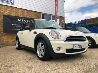 2010 MINI HATCH ONE 1.4 ONE 3d 94 BHP £4490.00