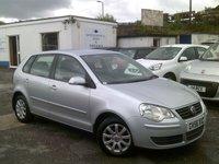 2006 VOLKSWAGEN POLO 1.4 SE 5d AUTO 74 BHP £4495.00