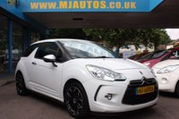 2011 CITROEN DS3 1.6 HDI BLACK AND WHITE 3dr 90 BHP £3995.00