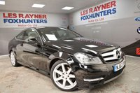 2012 MERCEDES-BENZ C CLASS 2.1 C220 CDI BLUEEFFICIENCY AMG SPORT 2d AUTO 170 BHP £10999.00
