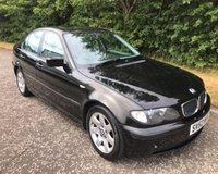 2002 BMW 3 SERIES 2.0 318I SE 4d 141 BHP £999.00