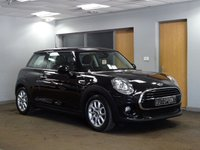 USED 2017 66 MINI HATCH COOPER 1.5 COOPER D 3d AUTO 114 BHP