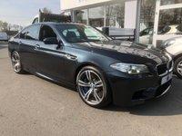 USED 2015 BMW 5 SERIES 4.4 M5 4d AUTO 560  BHP