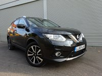 USED 2015 65 NISSAN X-TRAIL 1.6 DCI N-TEC XTRONIC 5d AUTO 130 BHP The Car Finance Specialist
